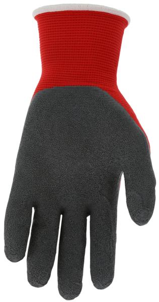 Pack of 12 MCR Safety N9680XL Ninja Flex Glove X-Large Red//Gray