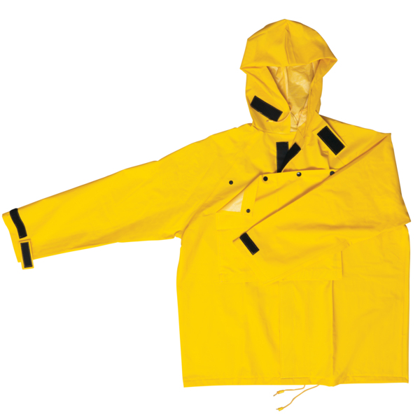 MCR Safety Hydroblast Flame Resistant FR 2-Piece Rain Suit Only
