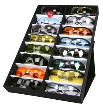 095a2b540aae7 Different Lens Options. MCR Safety Eyewear Showcase Protective eyewear is  available in a ...