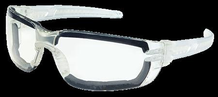 fe820ab099 MCR Safety HK3 Foam Lined Glasses