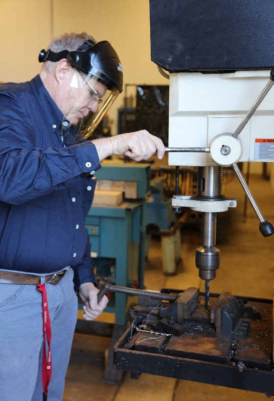 Machine Shops Mcr Safety