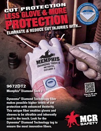 Cut Protection Safety Gloves | MCR Safety