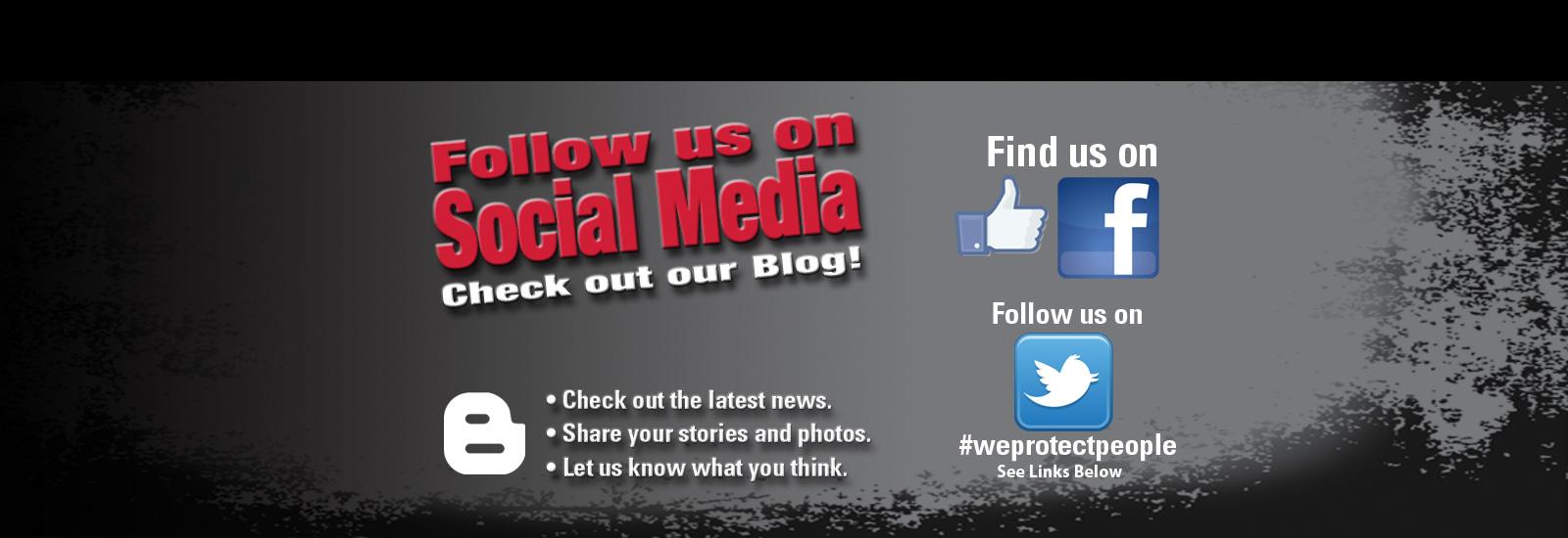 Visit Us On Social Media