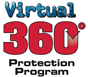 Virtual 360 Protection Program Logo