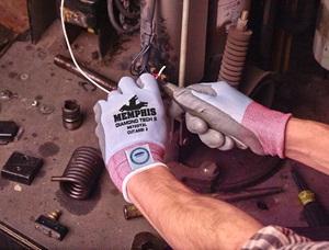 MCR Safety's 9672DT2L Diamon Tech 2 Memphis Glove