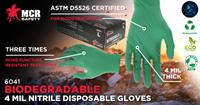 Breakthrough Biodegradable Gloves