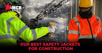 Our Best Safety Jackets for Construction
