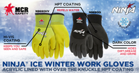 Combating Cold Weather: Ninja Ice Gloves