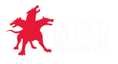 MCR Safety Horizontal Logo