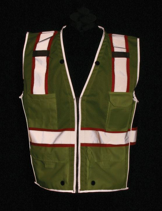 MCR Safety High Visibility Vest