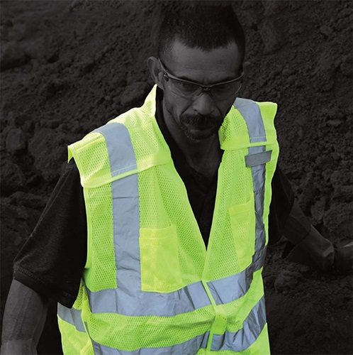 MCR Safety High Visibility Vest