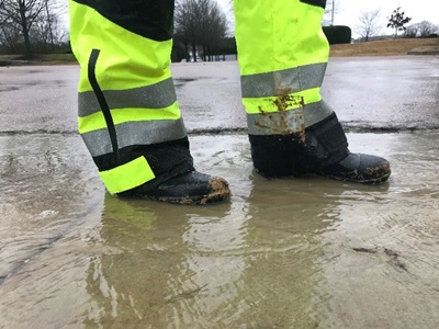 MCR Safety Waterproof Boots and Pants
