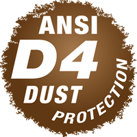 ANSI D4 Dust Protection Symbol