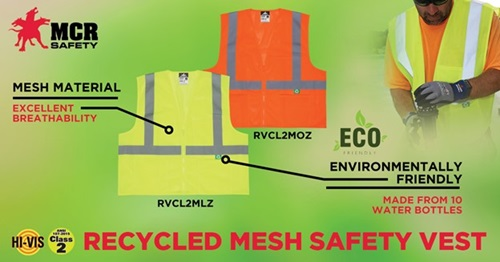 Recycled Safety Vests