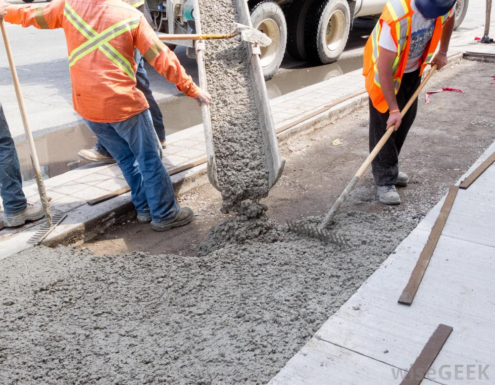 Concrete Industry Application