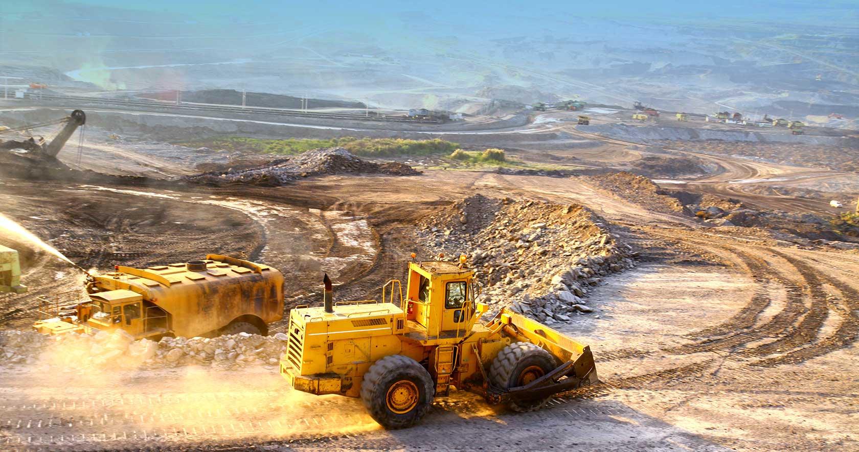 Mining Rock Pushers