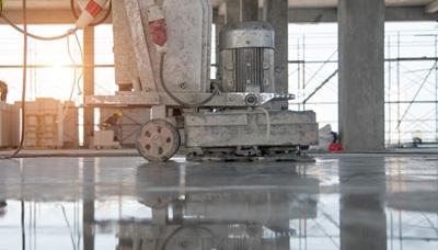 Polishing Concrete