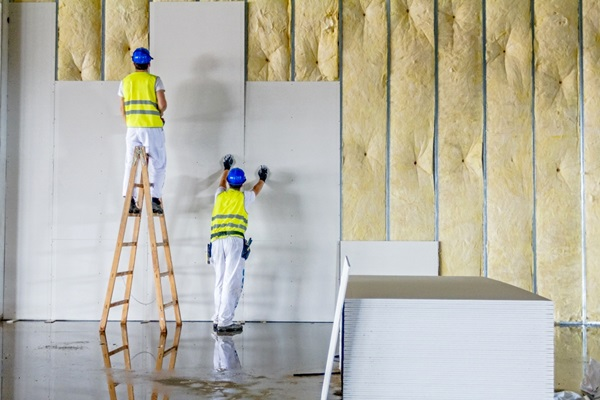 Drywall Workers