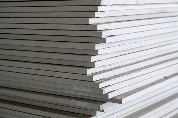 Stacked Drywall