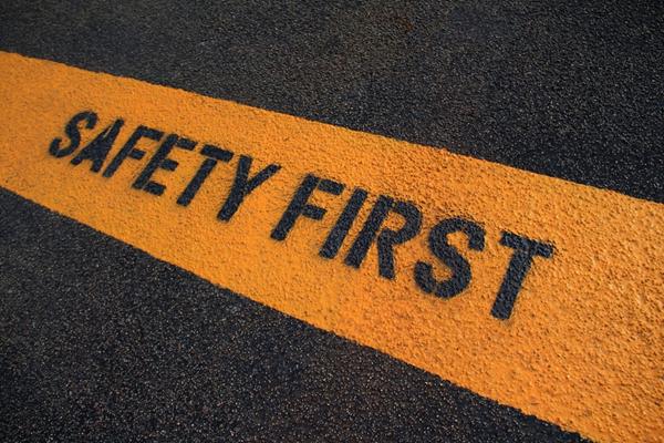 Safety First Line