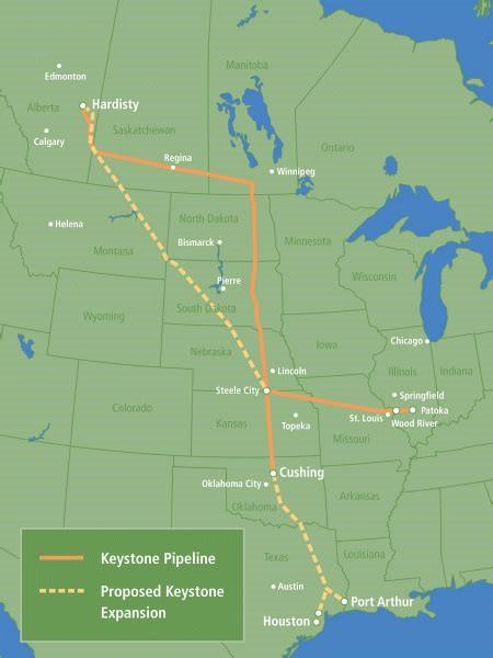 Keystone Pipeline & Expansion