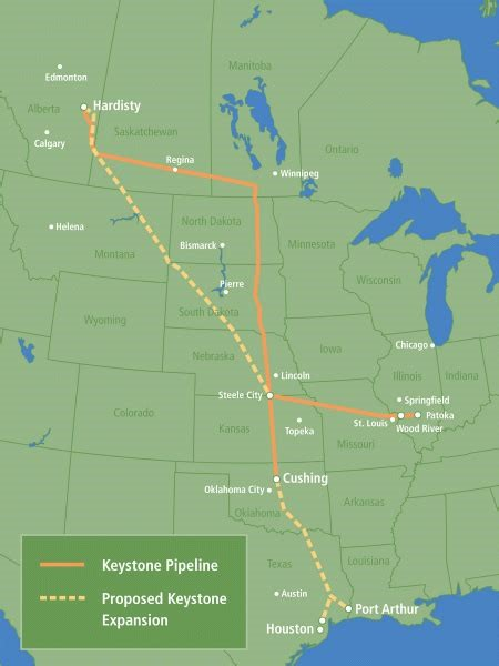 Keystone Pipeline & Expansion