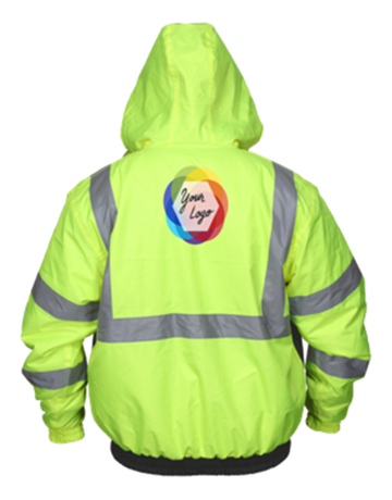 Custom Printed Safety Vests