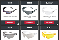 MCR Safety Glasses Catalog