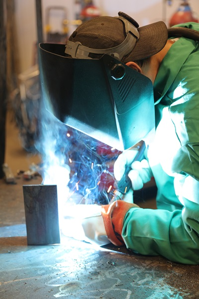 Welding 39030 in Action