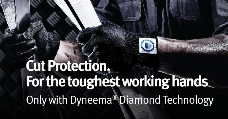 Dyneema Diamond Cut Protection