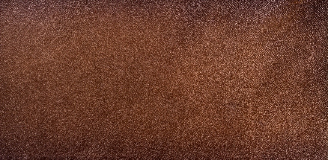 Brown Leather Closeup