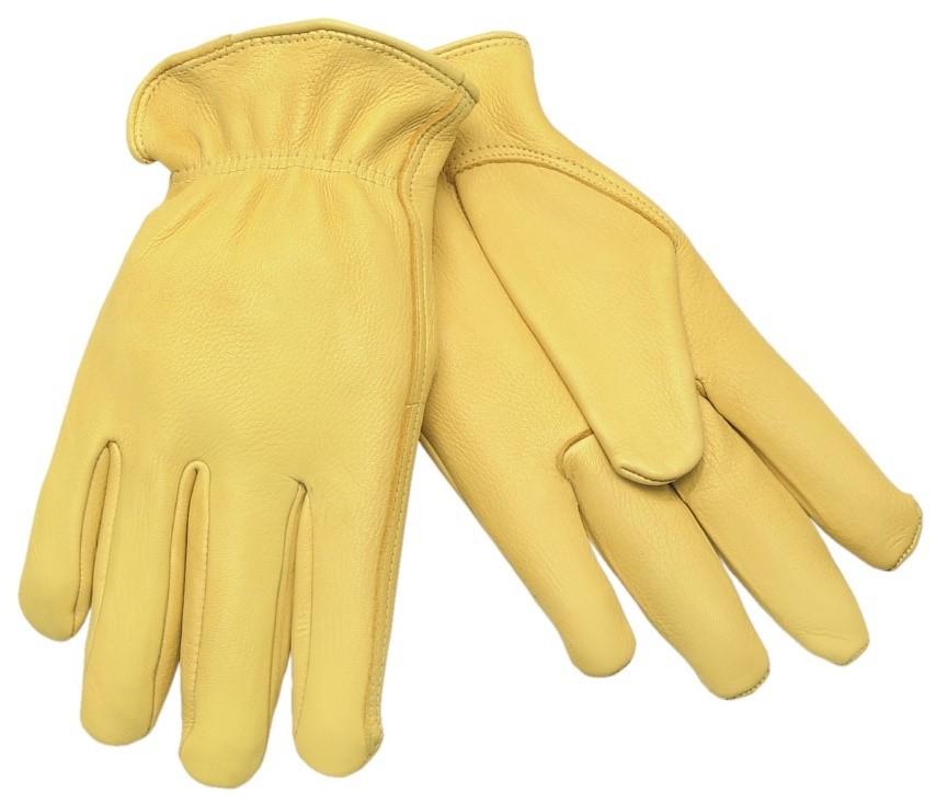 Gold Driver Glove