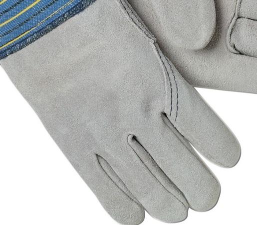Full Leather Back Glove