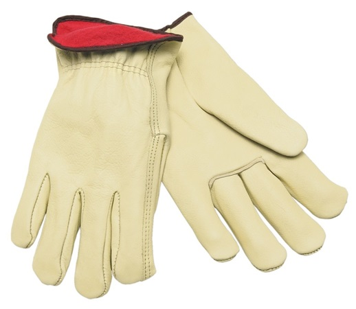 Leather Driver Red Insulation