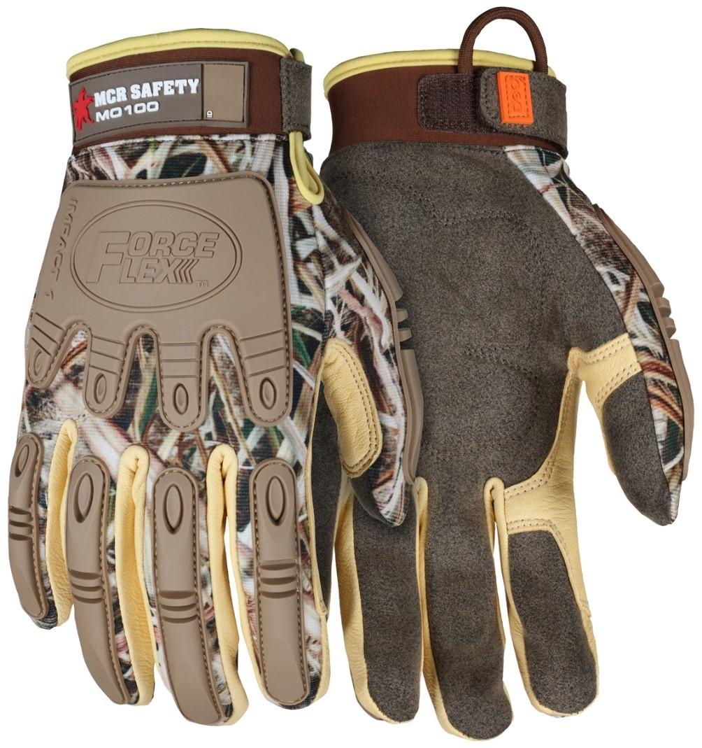MO100 Camo gloves