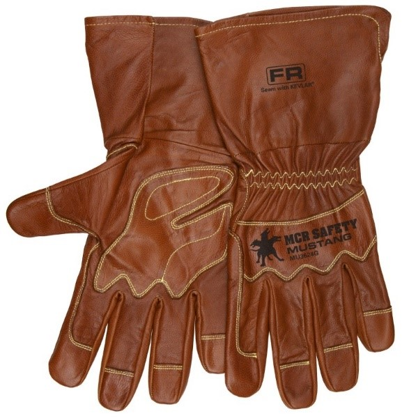 Mustang Leather Glove
