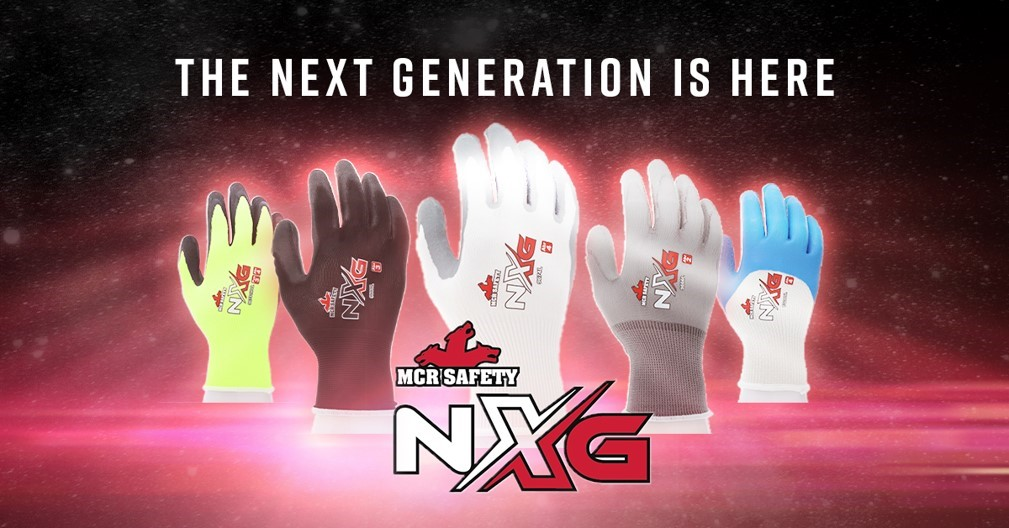 NXG Next Generation of Gloves