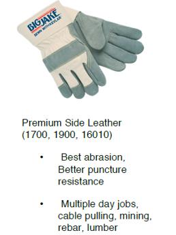 Premium Side Leather 1700