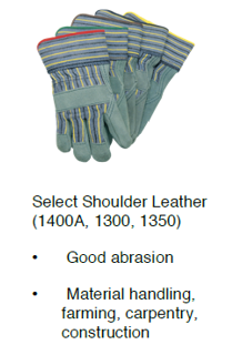 Select Shoulder Leather 1400A