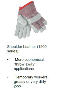 Shoulder Leather 1200 Series