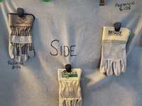 Side Split Leather