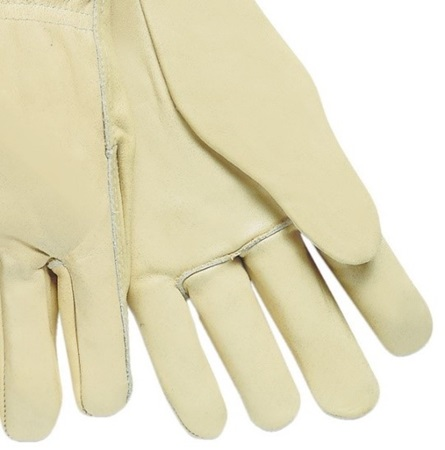 Straight Thumb Leather Glove