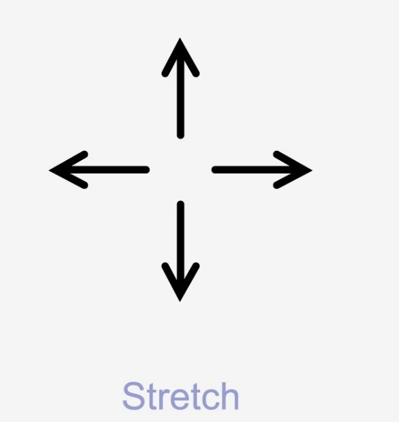 Stretch Icon