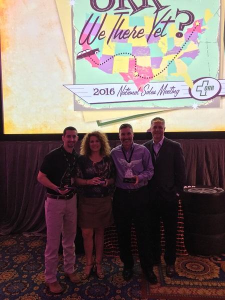 2017-07 Orr Safety Award